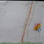 детские рисунки 4-5 лет
