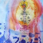 Детские рисунки ребенка дошкольника