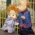 Представления в детском парке